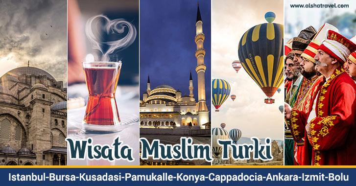 Wisata Muslim Turki 2020 Jakarta