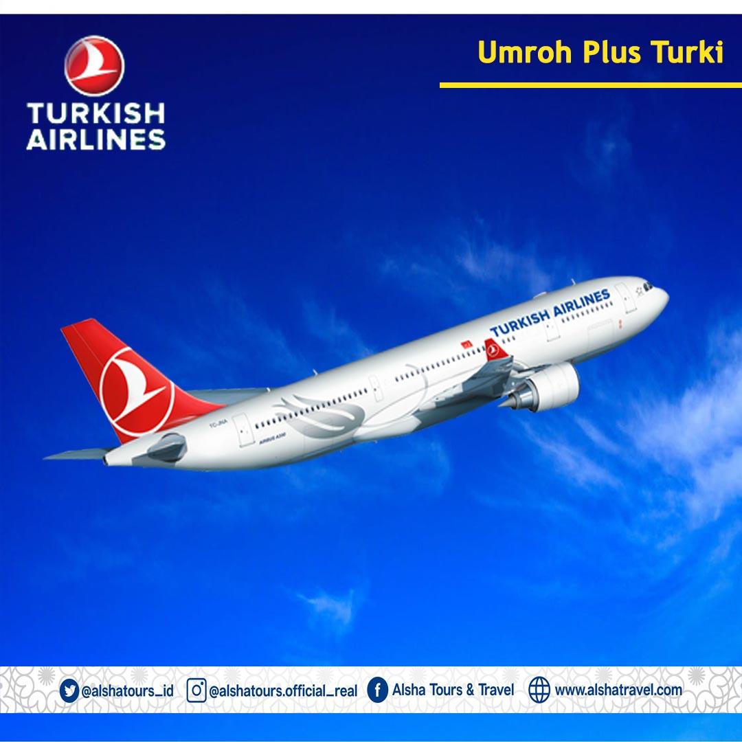 Umroh Plus Tour Turki