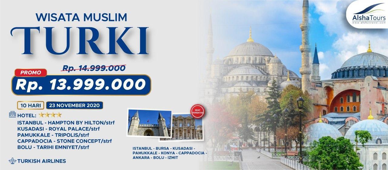 wisata tour turki 2020 jakarta